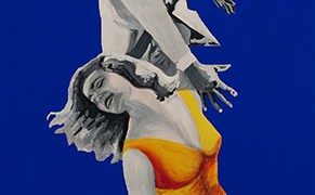 Post image for Caught Up in Rosalyn Drexler's Dramatic Moments