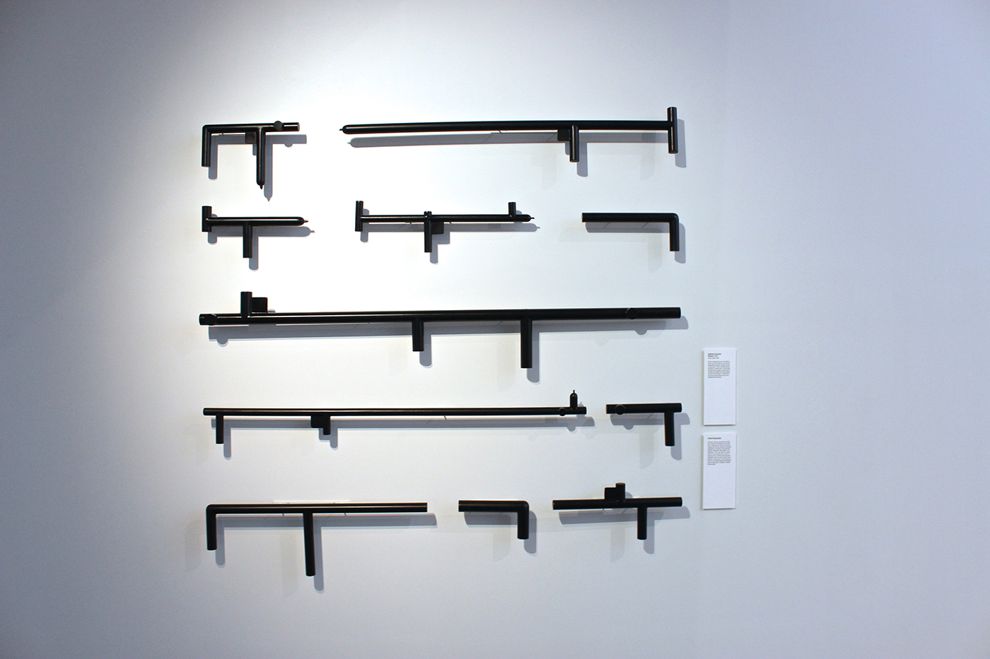 Pieces (2006) by Anthony Cervino