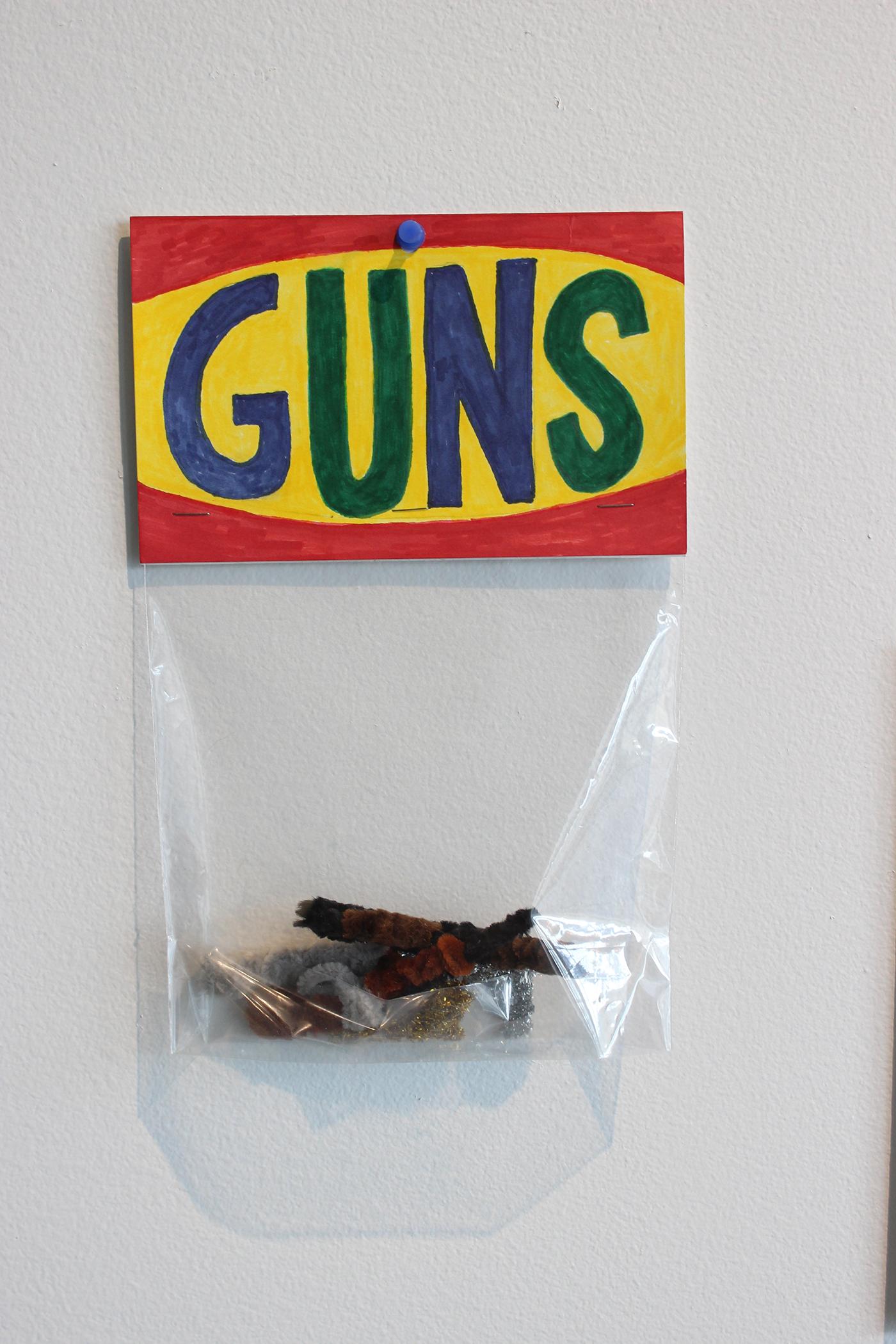 Guns (2014) by Don Porcello