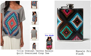Post image for Urban Outfitters Wins Partial Victory Over Navajo Nation in Trademark Dispute