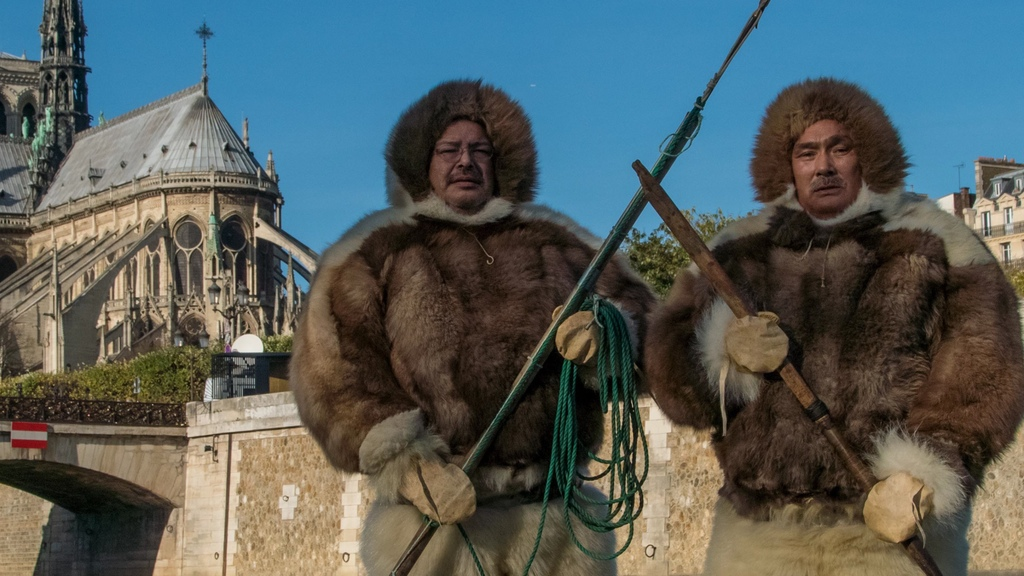 Image for 'The Arctic Is Paris' (courtesy the filmmakers)