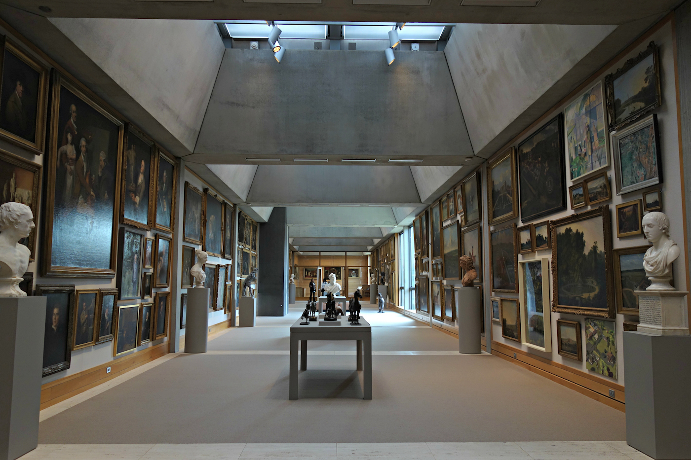 Yale S Center For British Art Reopens Its Historic Louis