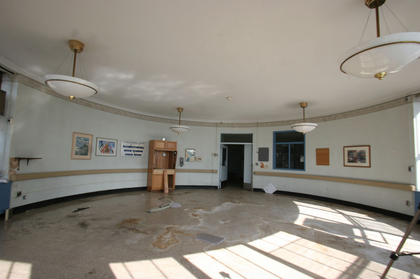 Revealed: WPA Murals from Roosevelt Island