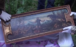 Post image for Old Master Paintings Snatched from Verona Turn Up in a Forest in Ukraine
