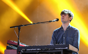 Post image for Even in Love, James Blake Hovers Somewhere Just Out of Reach