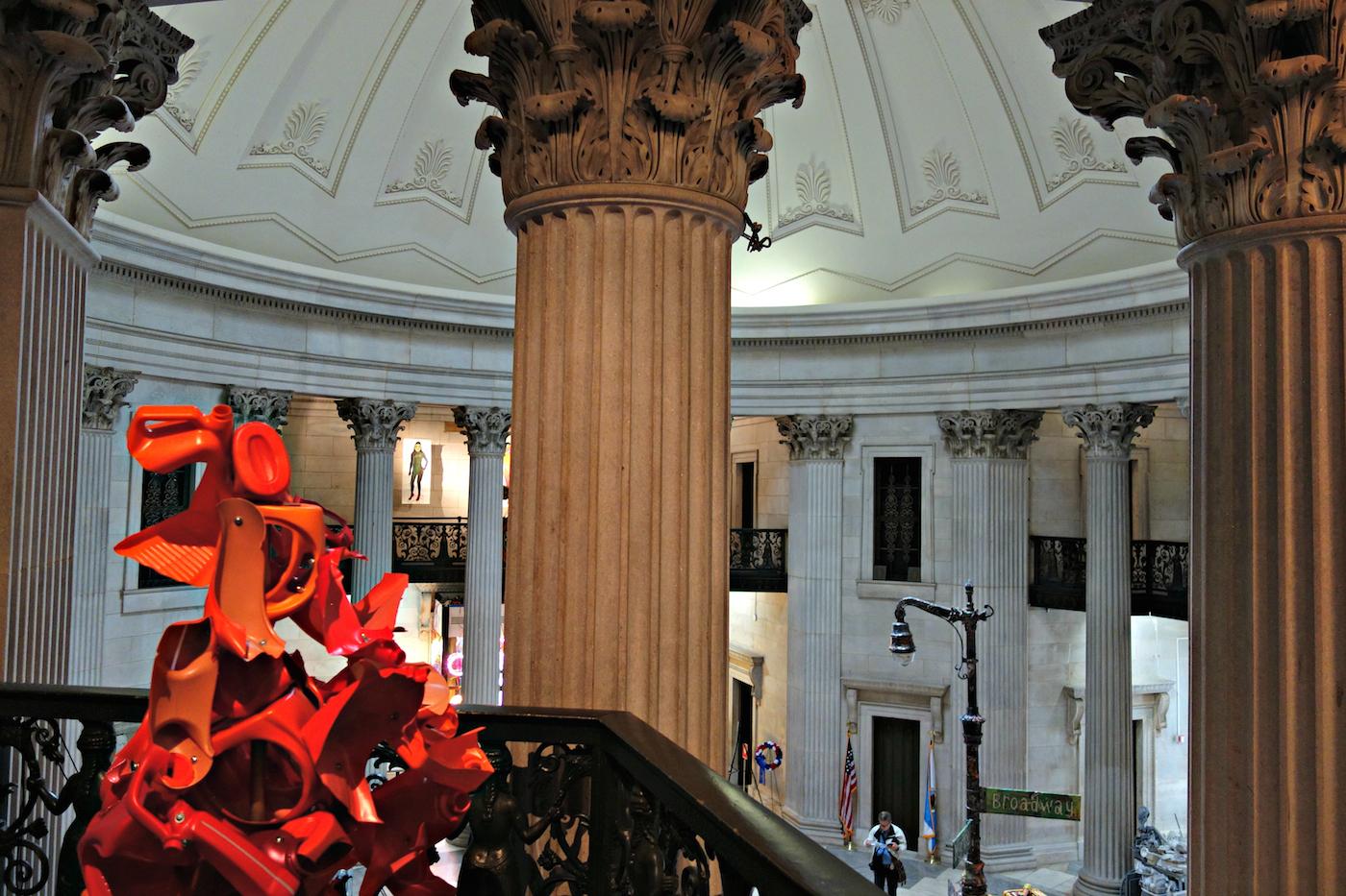 Portal Art Fair at Federal Hall