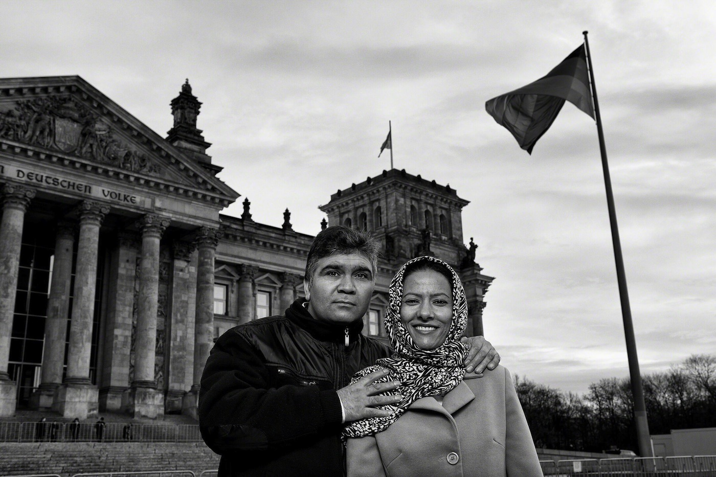 "Tom Stoddart, ""Reichstag Building, Berlin, Germany"" (2015) (Tom Stoddart, via"