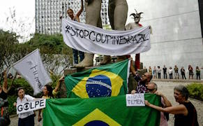 Post image for Brazilian Artists Protest Interim President's Dissolution of Ministry of Culture