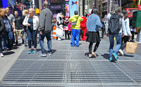 Post image for A Hidden Times Square Sound Installation Returns to Full Hum