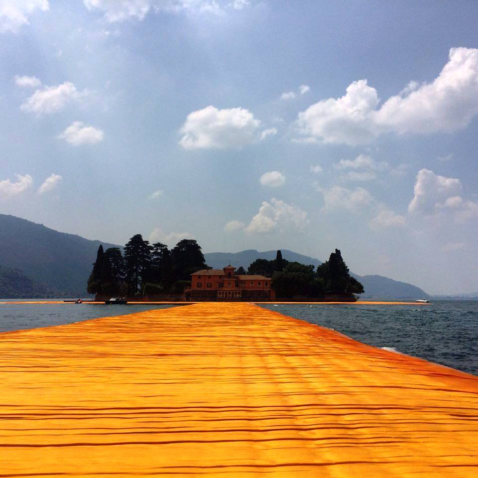 shooting down the purely aesthetic aspirations of christo