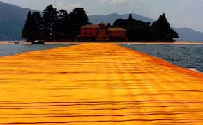 Post image for Shooting Down the Purely Aesthetic Aspirations of Christo and Jeanne-Claude's Piers