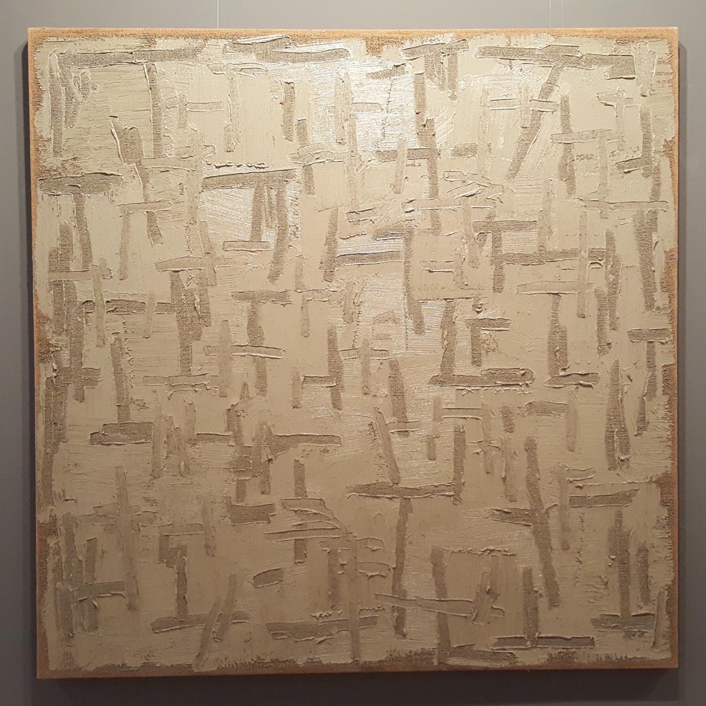 A work by Ha-Chong-Hyun presented by Kukje Gallery and Tina Kim Gallery