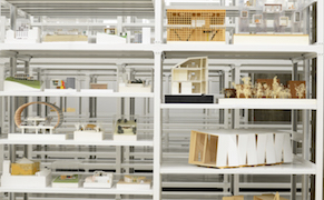 Post image for Japan Opens Its First Museum for Architectural Models