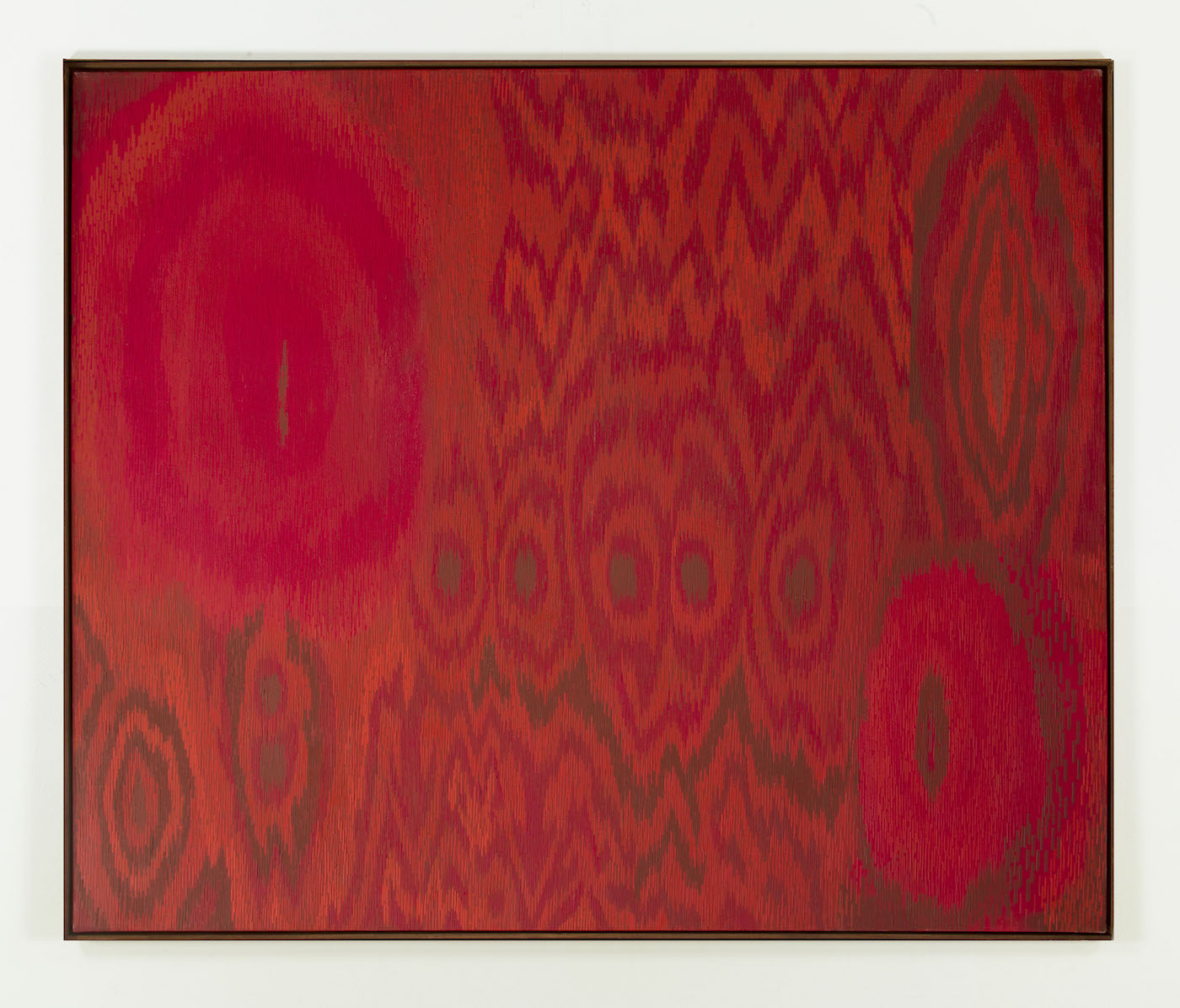 Copyright the Estate of Lee Mullican, courtesy James Cohan, New York