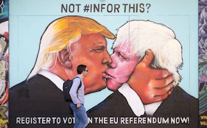 """Post image for """"The Views of the Majority Don't Align with My Own"""": Artists React to Brexit Vote"""