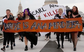 """Post image for Protesters Demand """"Where Is Ana Mendieta?"""" in Tate Modern Expansion"""