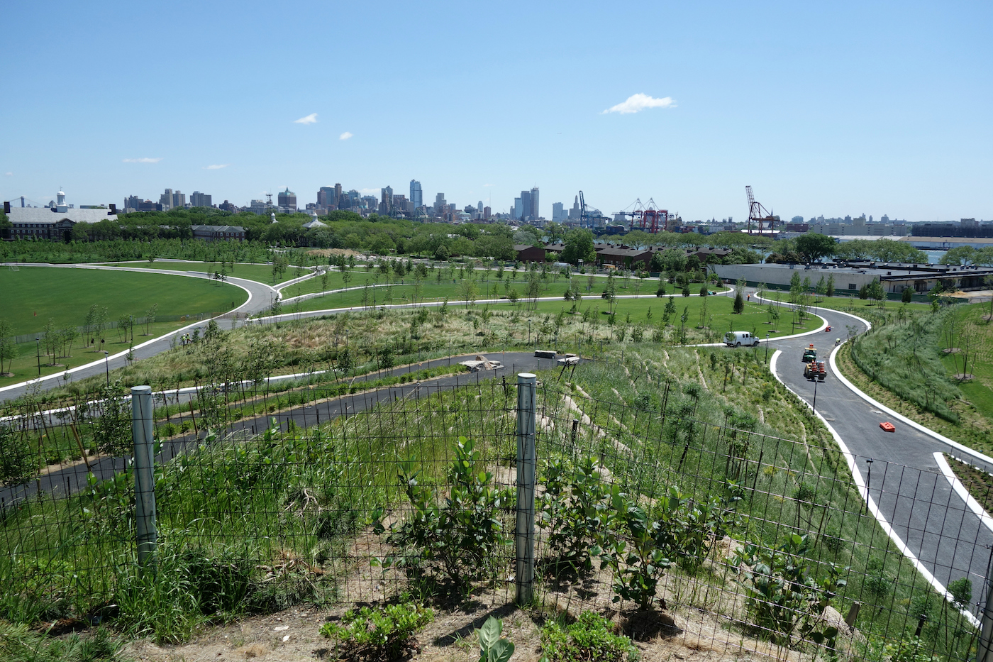 The Hills, Governors Island