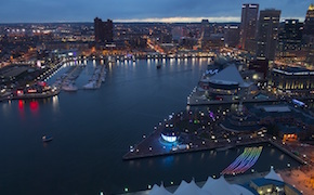 Post image for Light City Baltimore, a Festival of Light, Music, and Innovation, Seeks Visual Artists for 2017