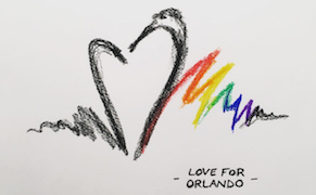 Post image for A Rainbow of Visual Responses to the Orlando Shooting