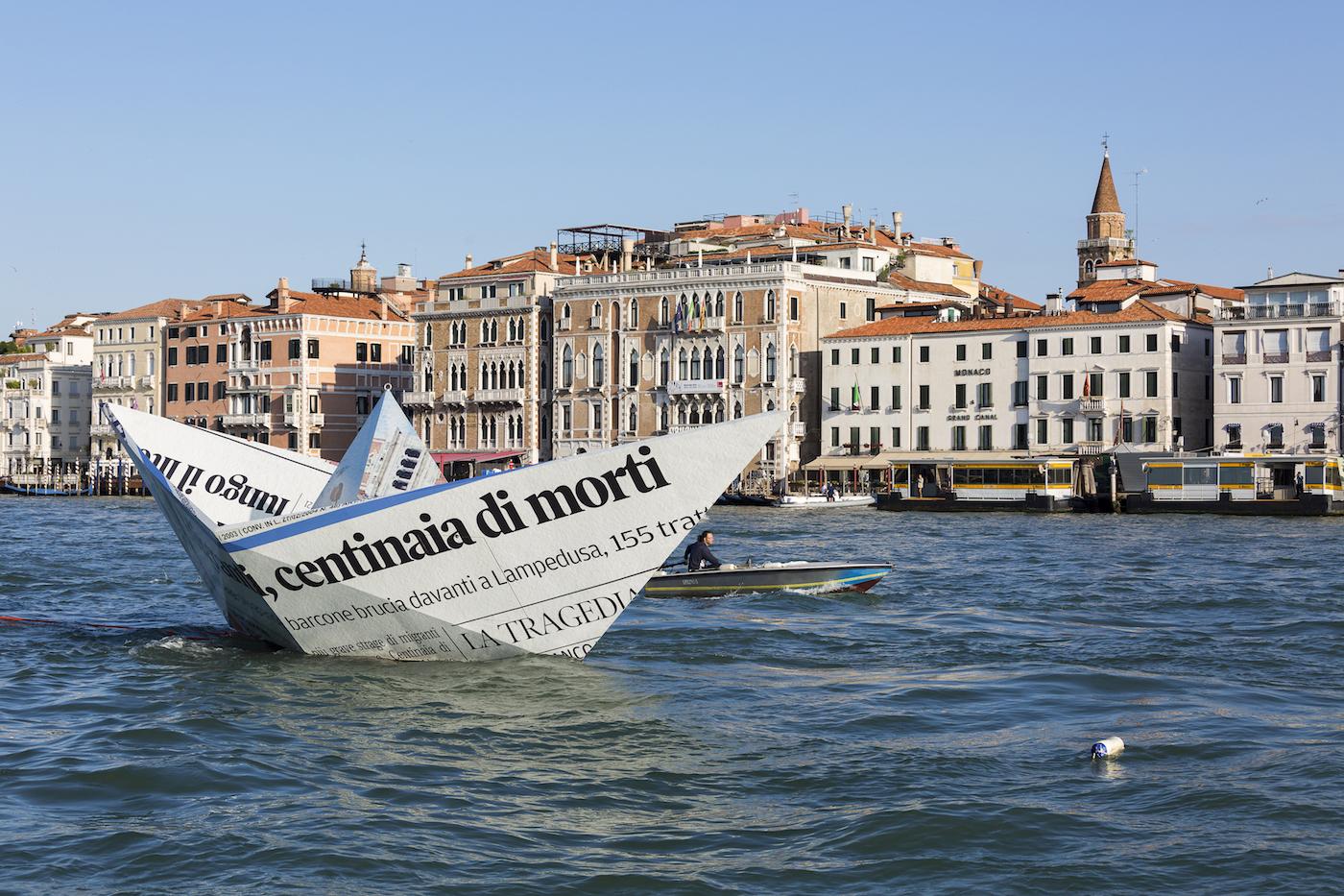 'Radical Seafaring' at the Parrish Art Museum