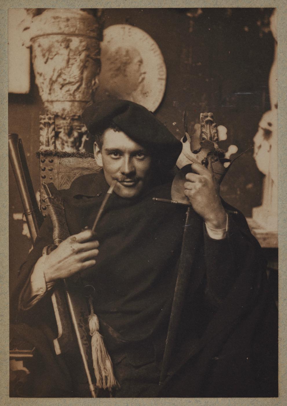 Robert Winthrop Chanler: Discovering the Fantastic