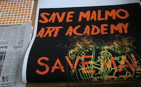 Post image for Swedish City Evicts Art College, Leaving Its Future in the Balance
