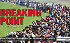 Post image for The Visual Propaganda of the Brexit Leave Campaign