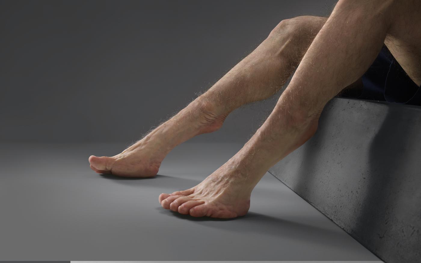 Graham Ankle