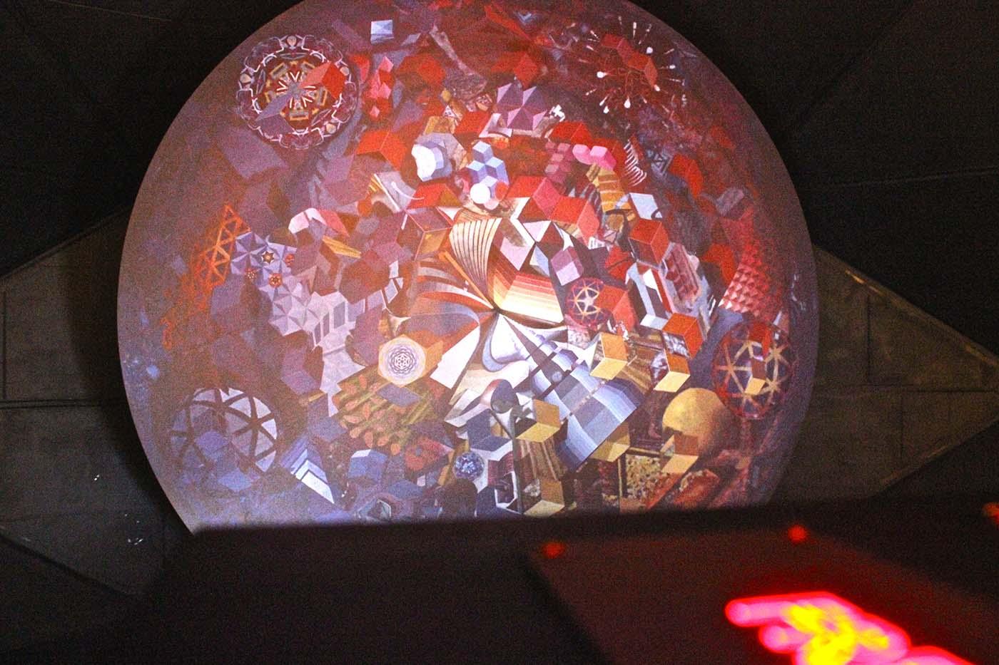 Clark Richert, Richard Kallweit, Gene Bernofsky, JoAnn Bernofsky, and Charles DiJulio, The Ultimate Painting (1966/2011)