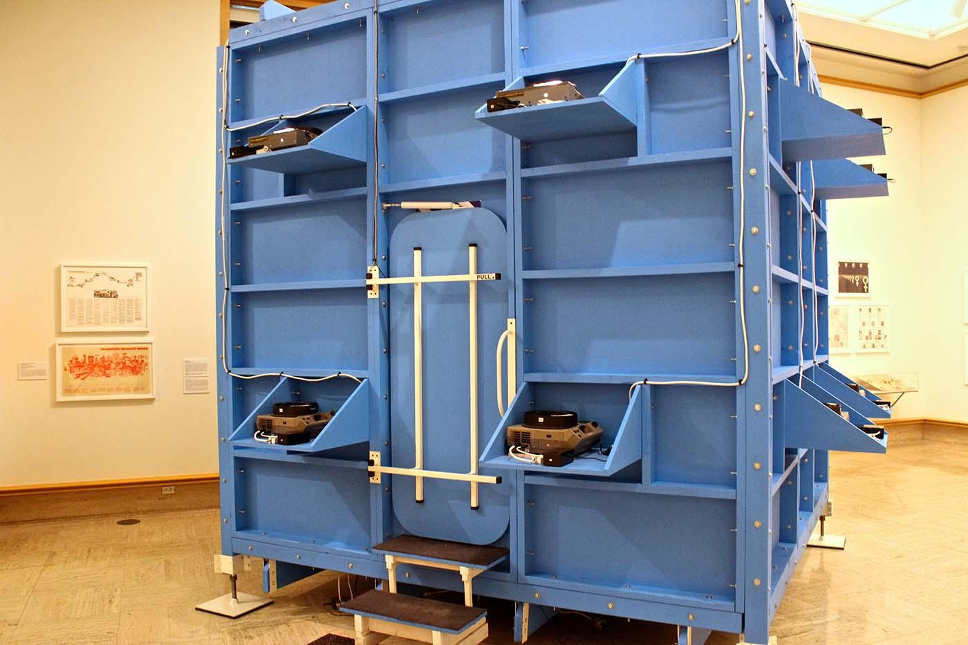 Ken Isaacs, The Knowledge Box (1962/2009)