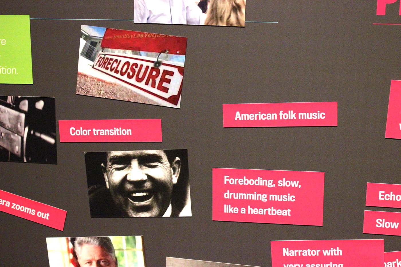 analyzing 50 years of american political advertising