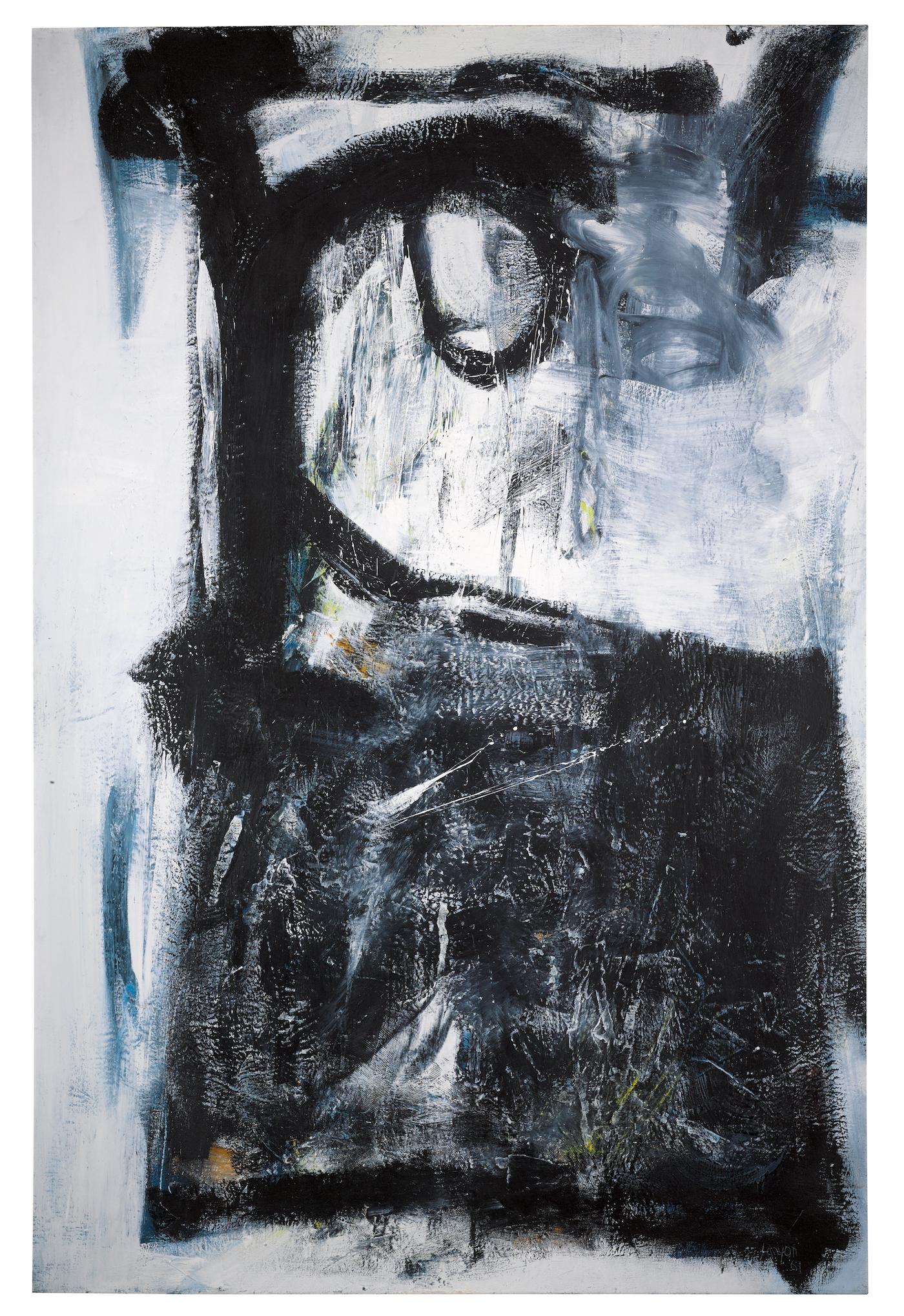 Peter Lanyon, Witness (1961)