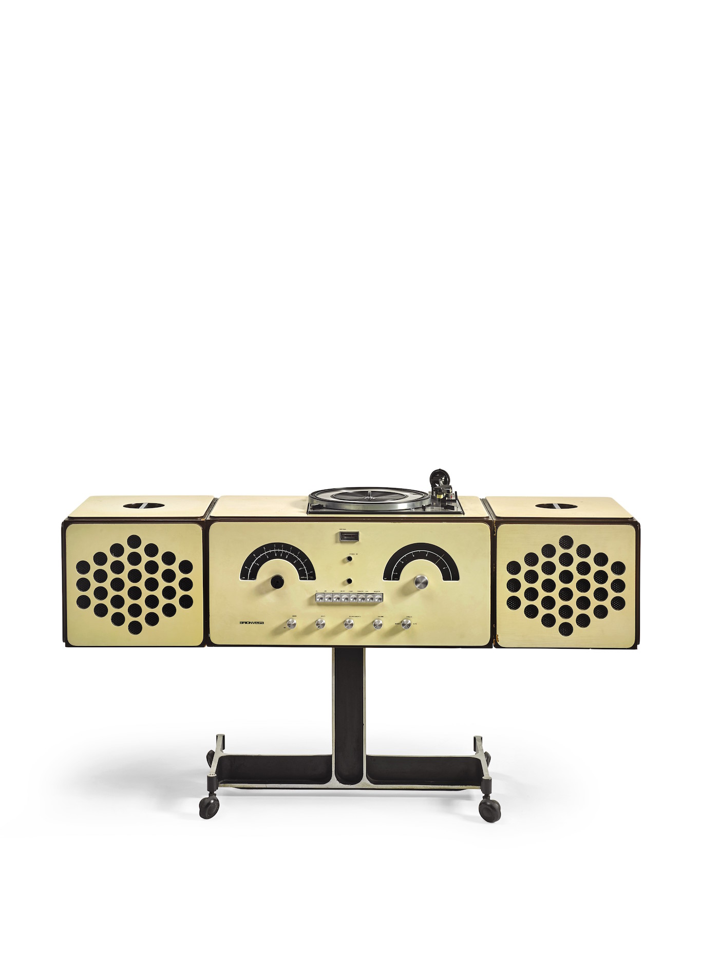 Pier Giacomo and Achille Castiglioni, Brionvega Radiophonograph, model no RR 126, 1965 £800-1,200