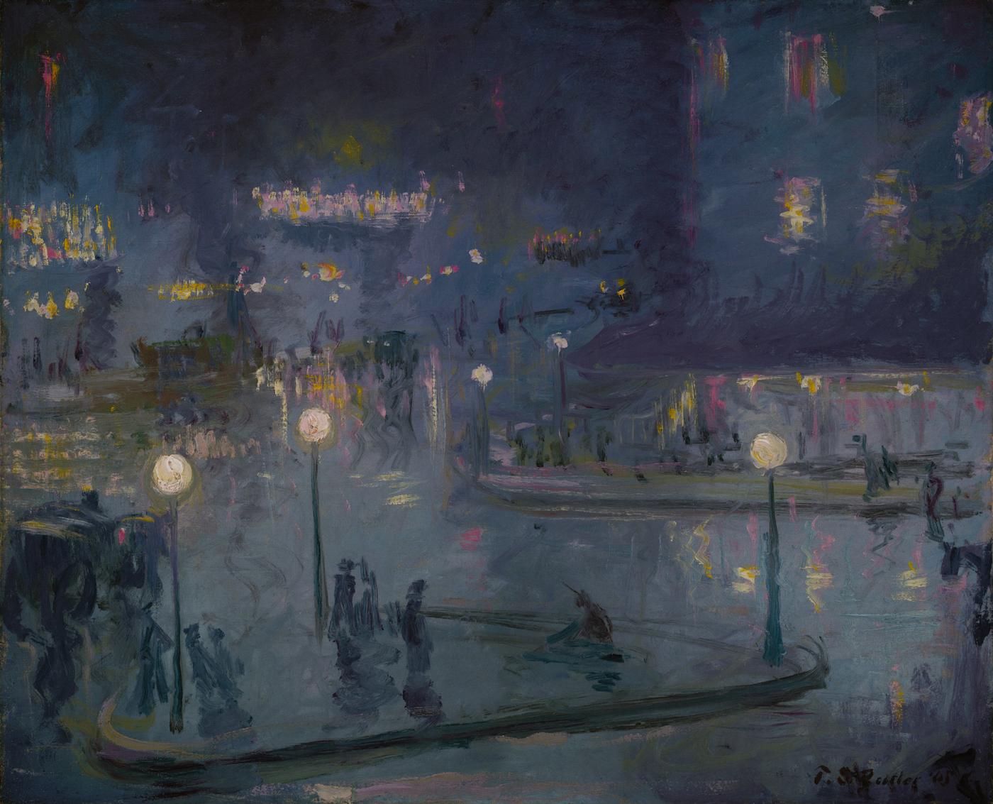 Electric Paris