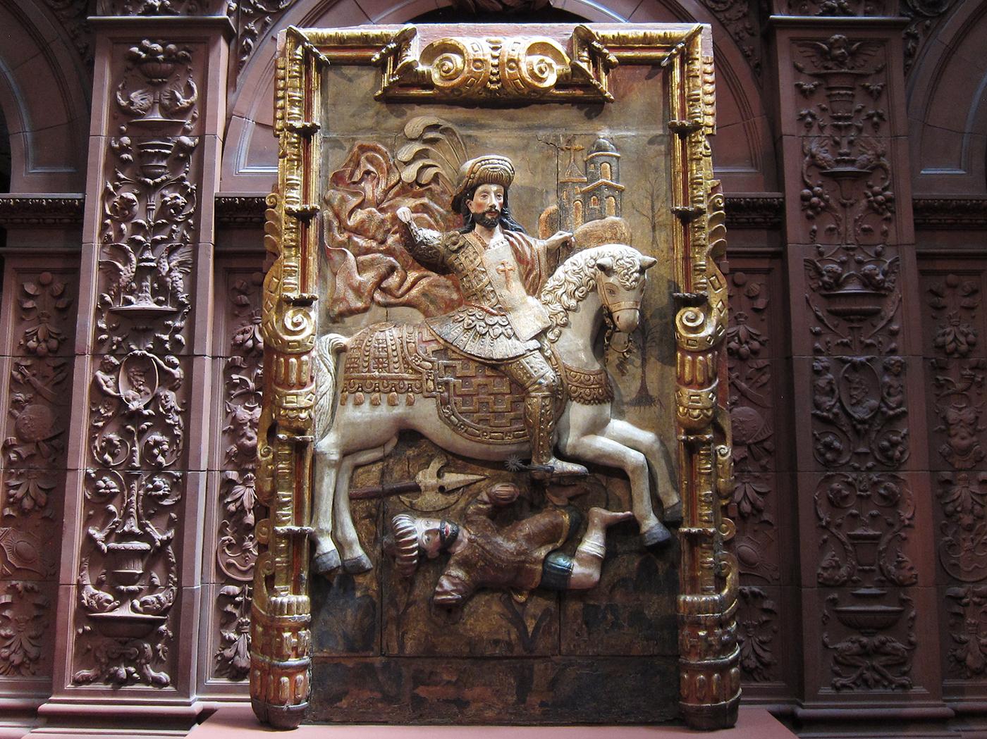 "Unknown artist, ""Saint James Major"" (ca. 1575-1600)"