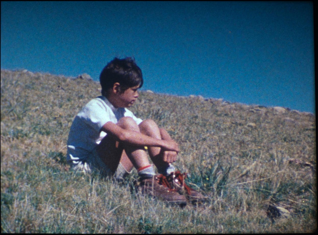 "Agnes Martin, still from ""Gabriel"" (1976), film, 78 minutes (via 356mission.tumblr.com)"