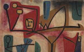 Post image for The Tender Playfulness of Paul Klee