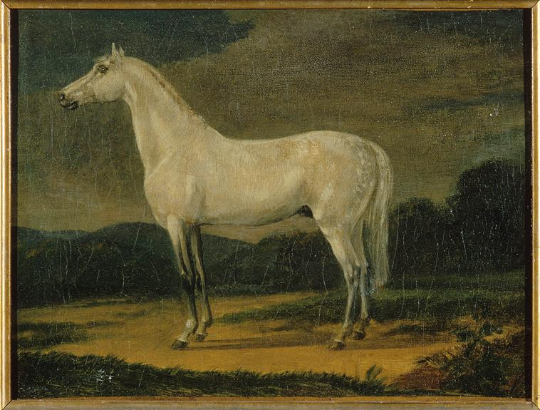 An 1806 painting of le Vizir by Pierre Martinet (via RMN-Grand Palais (musée des châteaux de Malmaison et de Bois-Préau))
