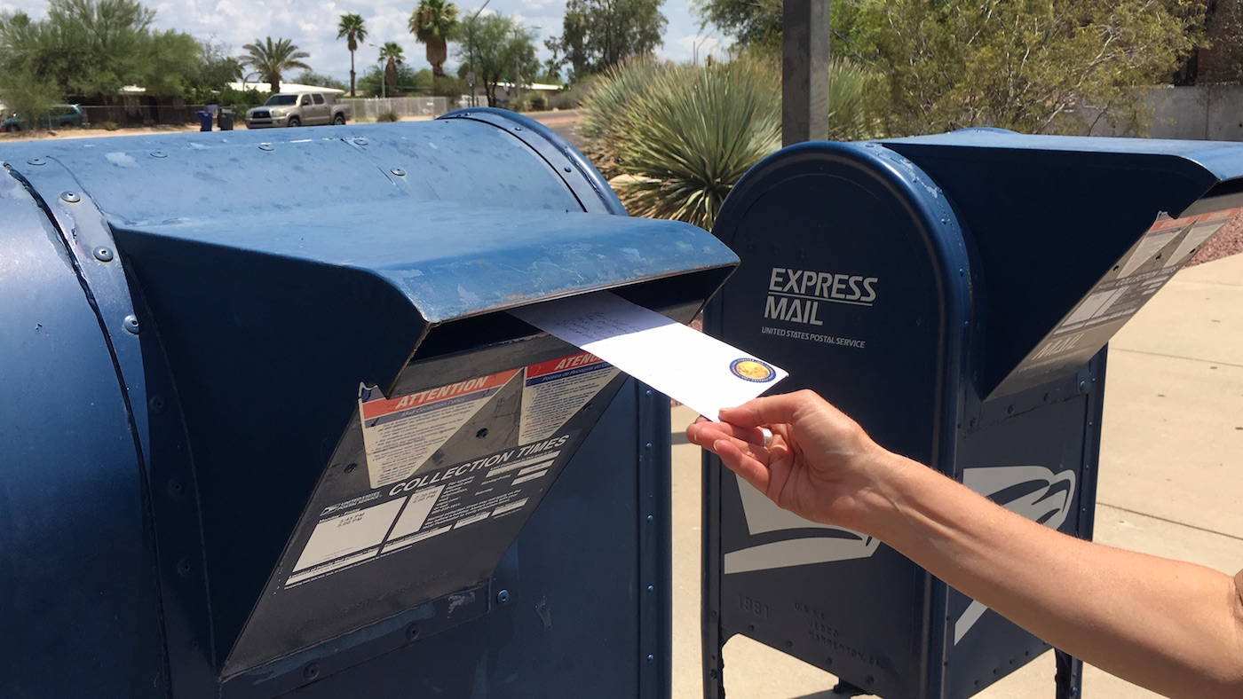 mailing letter in Tuscon-1