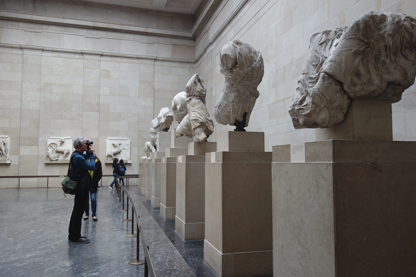how the parthenon lost its marbles essay Should the elgin marbles stay in the british museum  time we lost our marbles  of all mankind's history and the parthenon, with its marbles are a very.