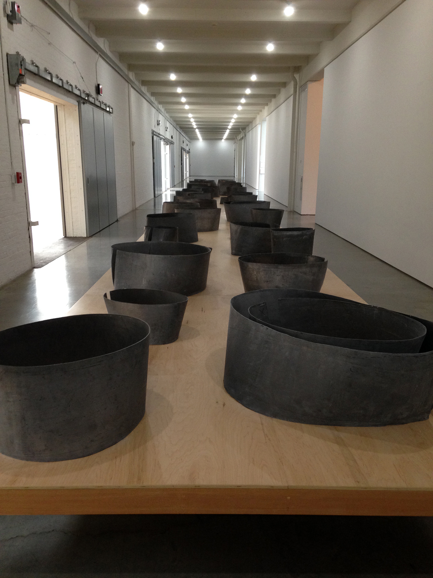 Contemplating Perfection and Imperfection at Dia:Beacon