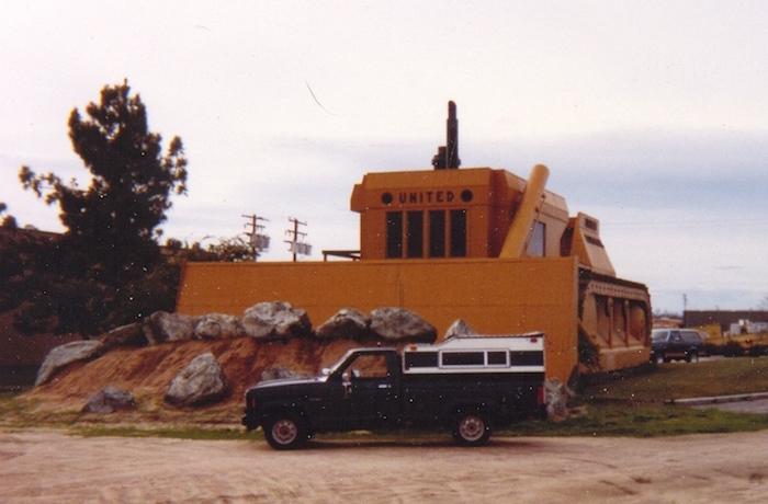 United Equipment Company in Turlock, California (photo by Mark Holloway/Wikimedia)