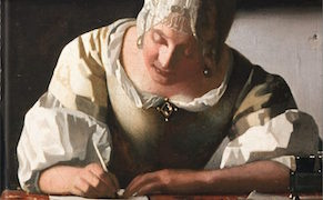 Post image for Getting Closer to Vermeer with Three New Books on the Artist