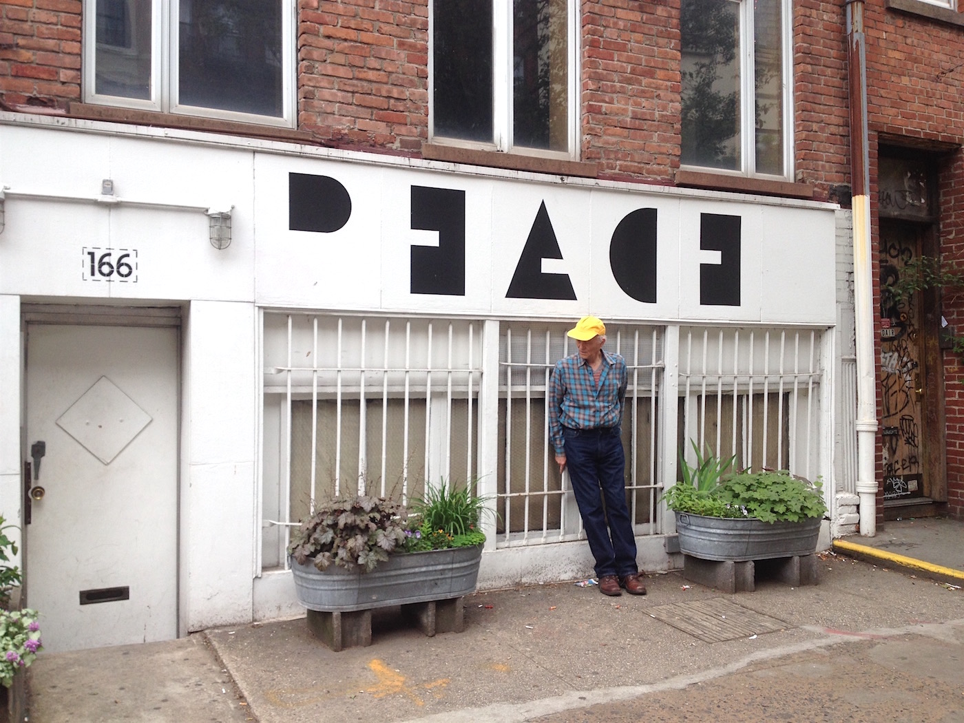 Anton van Dalen_Peace house exterior