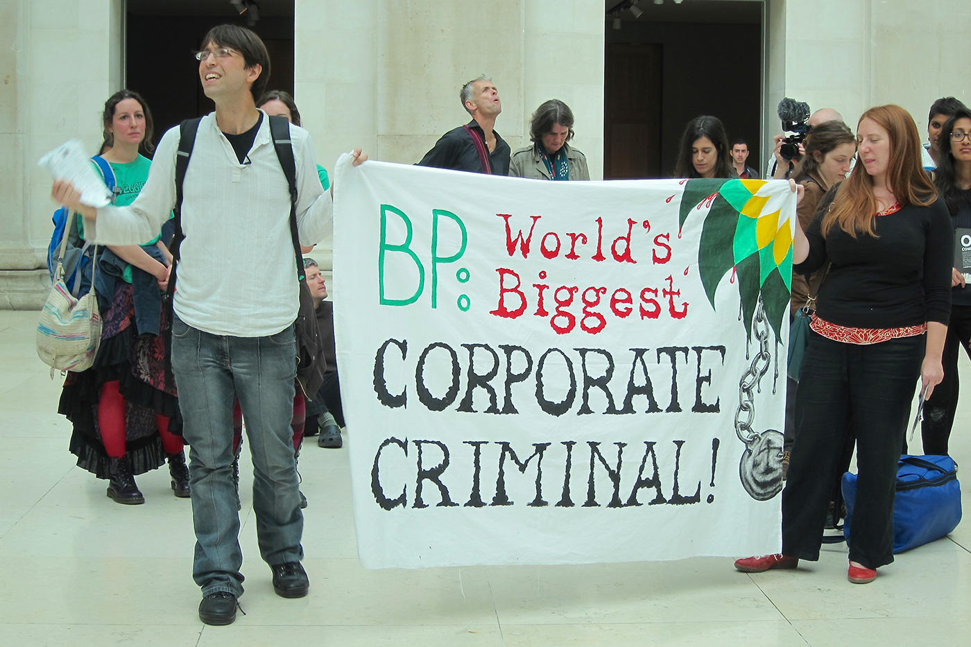 Bp Case And Ethical Issues In Business