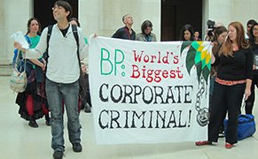 Post image for Art Not Oil Coalition Issues Statement on BP's Sponsorship of UK Cultural Institutions