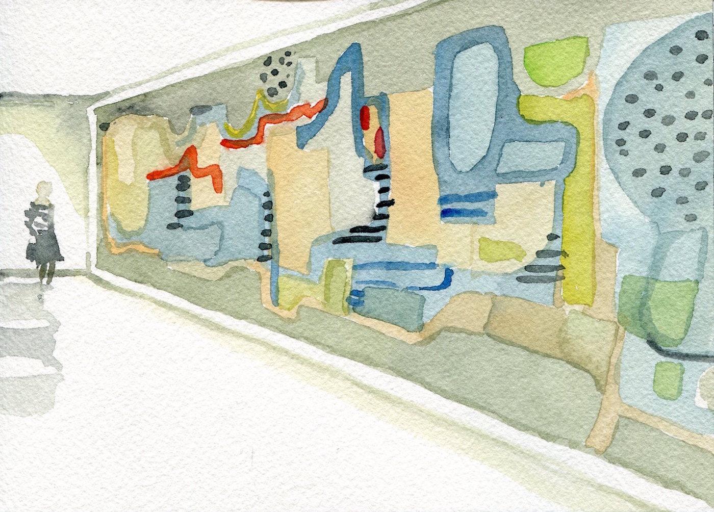 Burle Marx Watercolor3