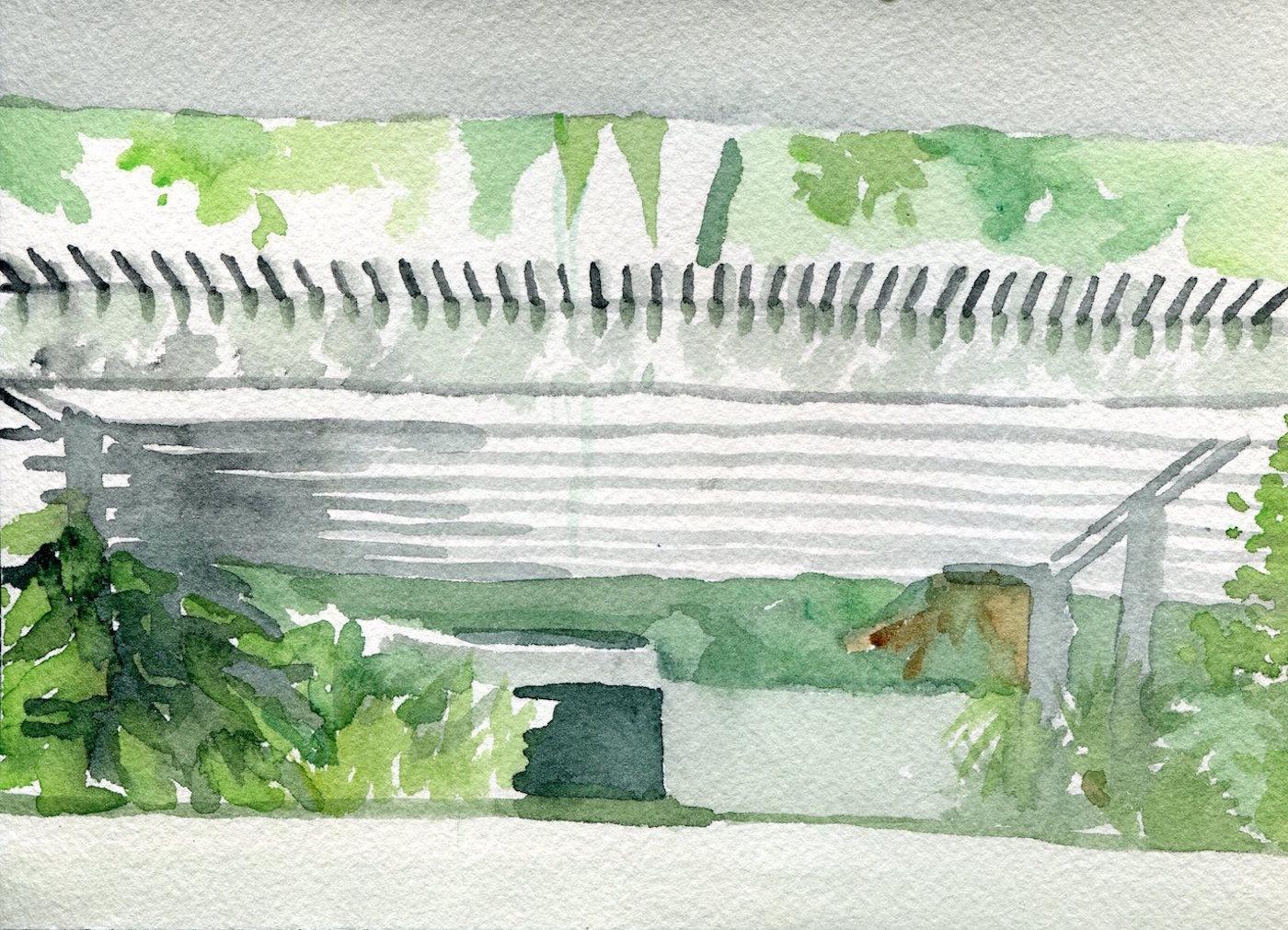 Burle Marx Watercolor4