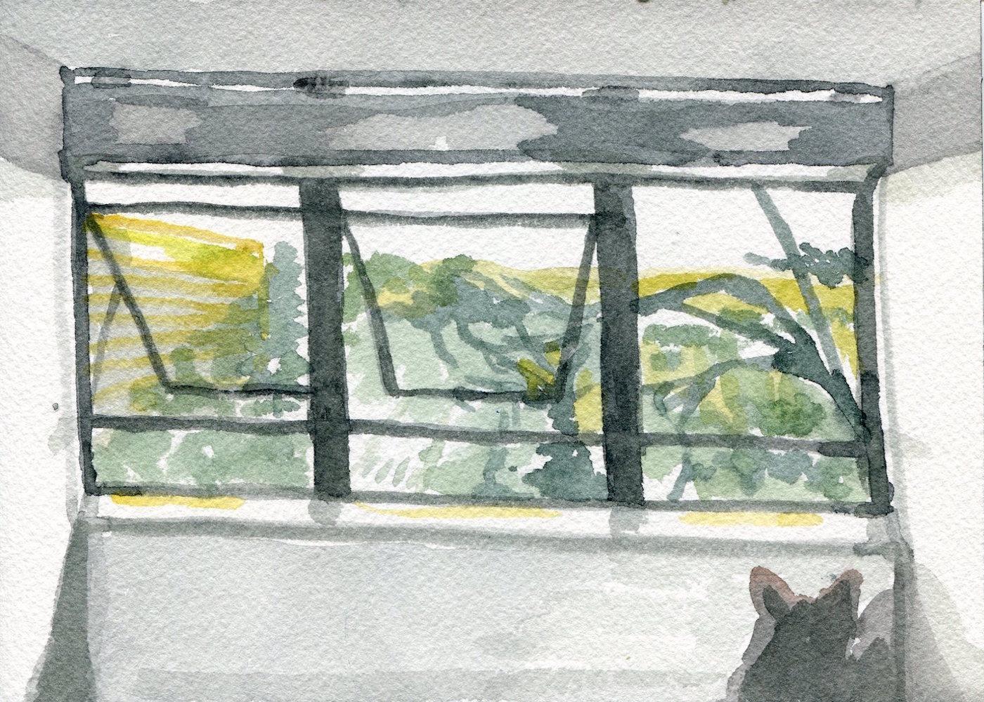Burle Marx Watercolor7