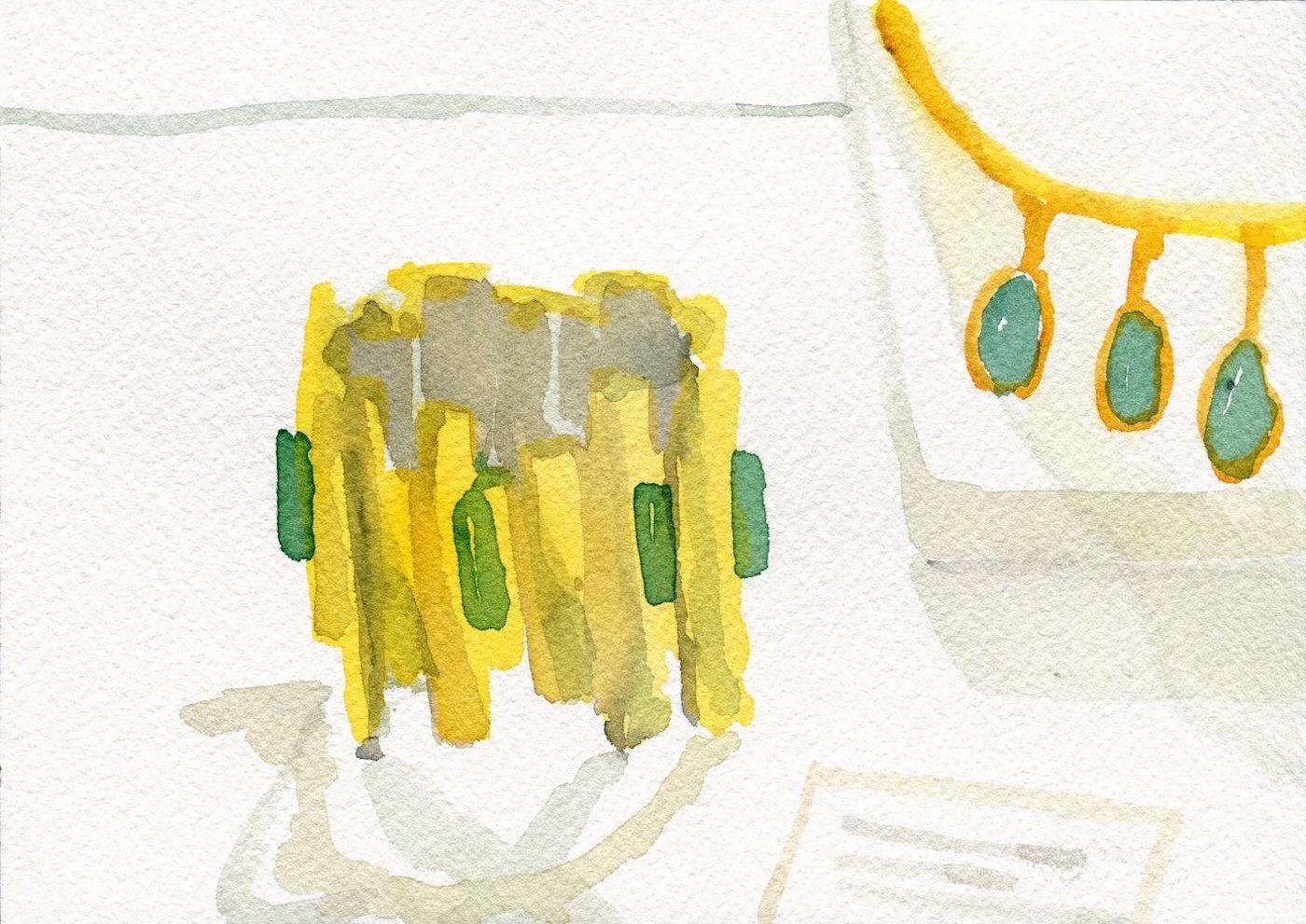 Burle Marx Waterotatercolor2.1